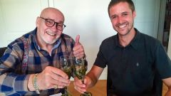 Thomas Luthi e Marc Van der Straten