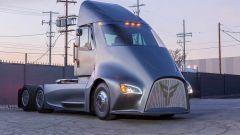 Thor Trucks presenta camion elettrico rivale di Tesla Semi - Immagine: 2