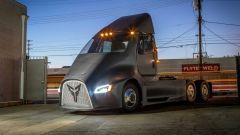 Thor Trucks presenta camion elettrico rivale di Tesla Semi - Immagine: 1
