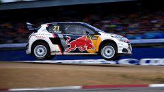 Rallycross 2017: Peugeot 208 WRX e Sebastien Loeb conquistano terzo posto a Riga