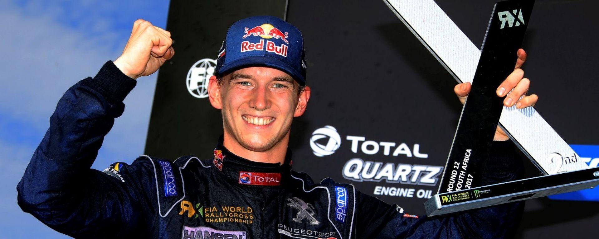 Timmy Hansen - Peugeot Team Hansen