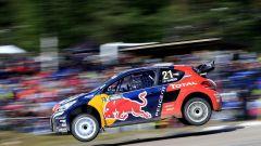 Timmy Hansen - Team Hansen, Peugeot 208 WRX