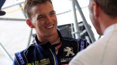 Timmy Hansen - Team Hansen Peugeot