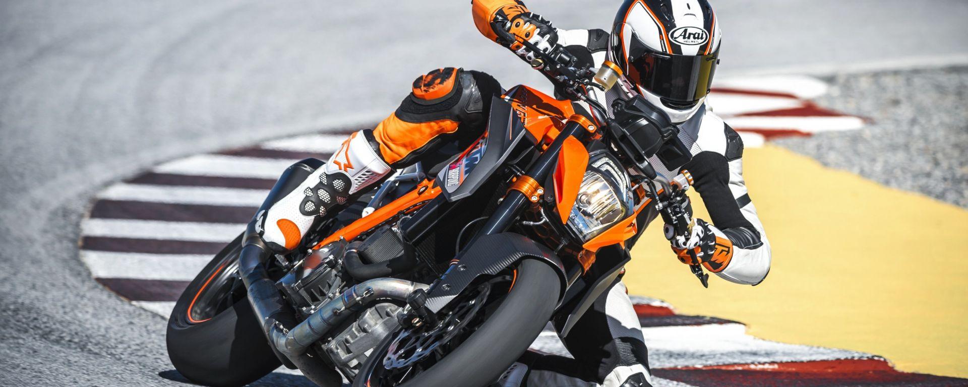 KTM TNT 2015: a marzo al Mugello