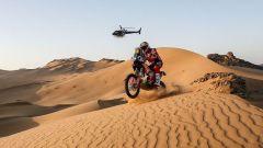 Dakar Moto 2021, tappa 3: bis di Price, Howes leader a sorpresa