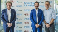 Luca Argentero e Kia: collaborazione a sostegno dei bambini - Immagine: 11