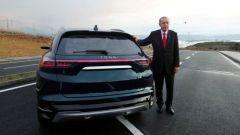 Il video di presentazione del SUV elettrico di Togg