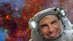 Tom Cruise e Elon Musk per girare un film nello spazio