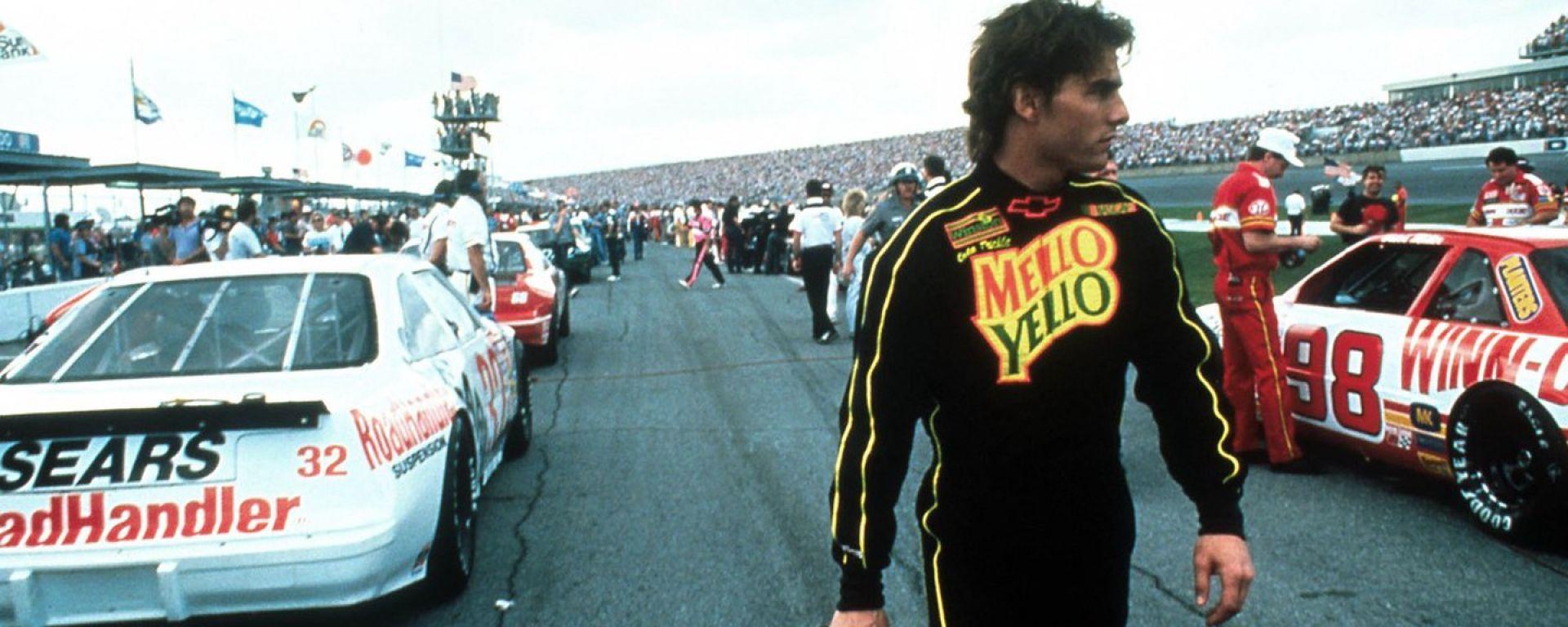 Tom Cruise in Days of Thunder (1990, Tony Scott) - Giorni di tuono