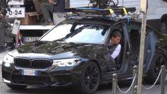 Tom Cruise sul set di Mission Impossible 7