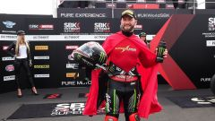Tom Sykes, record di pole position a Donington