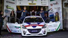 Tommaso Ciuffi e Nicolò Gonella - Peugeot 208 R2b Peugeot Sport Italia