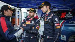 Tommaso Ciuffi, Nicolò Gonella, Paolo Andreucci - Peugeot Sport Italia
