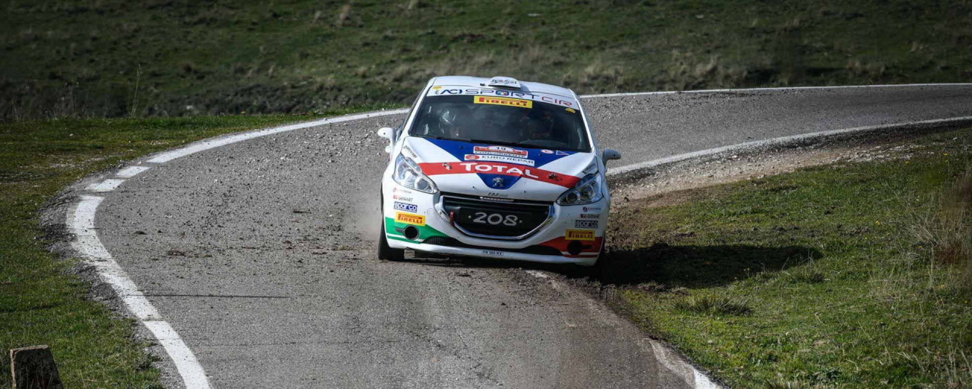 Tommaso Ciuffi - Peugeot 208 R2B