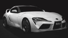 Toyota GR Supra: tuning in memoria di Paul Walker