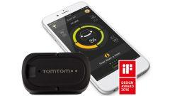 TomTom Curfer: il dispositivo e l'app