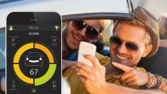 TomTom Curfer: l'app