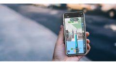 TomTom GO Premium permette di muoversi anche a piedi