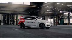 Trillian, l'auto a guida autonoma di TomTom (video in inglese)
