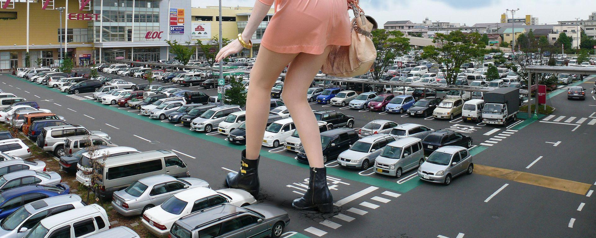 TomTom On-Street Parking: parcheggiare ora è semplice