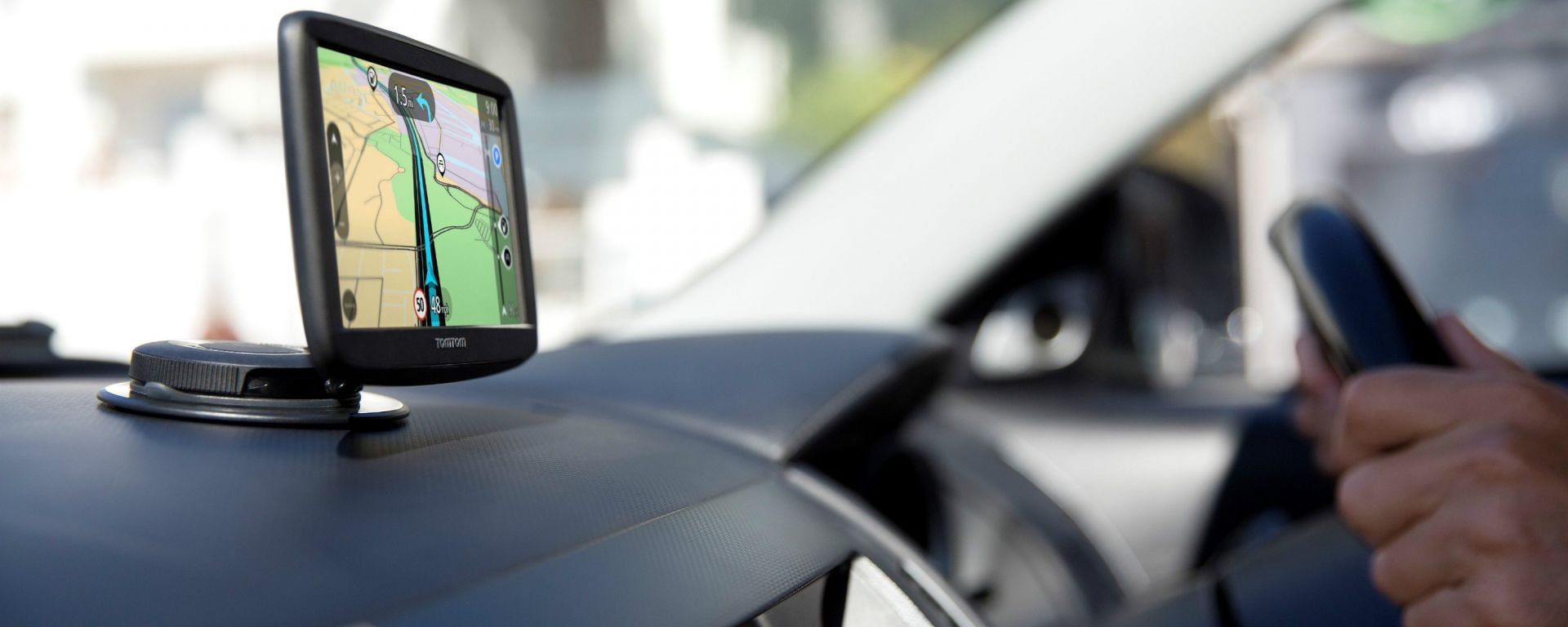 TomTom Start: i GPS anti Tutor