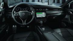 TomTom sulla Maserati Quattroporte Trofeo