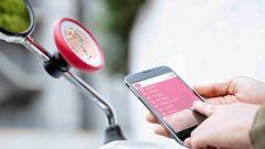 TomTom VIO e l'app per lo smartphone
