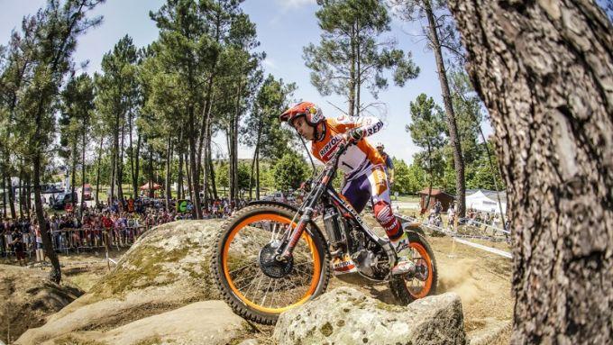 Toni Bou, Campione del Mondo di trial Outdoor
