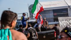 Tony Cairoli e Fiat Fullback, eroi italiani