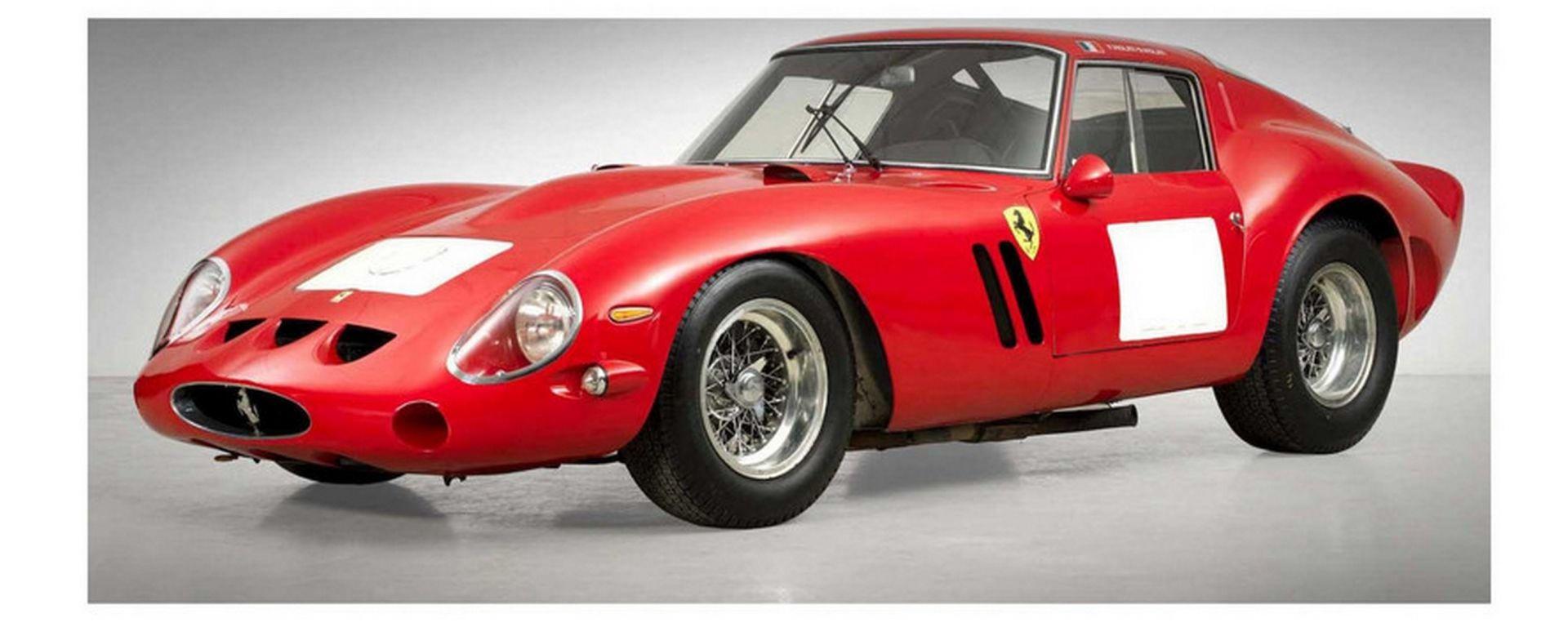 Top 10: le dieci auto più costose di sempre