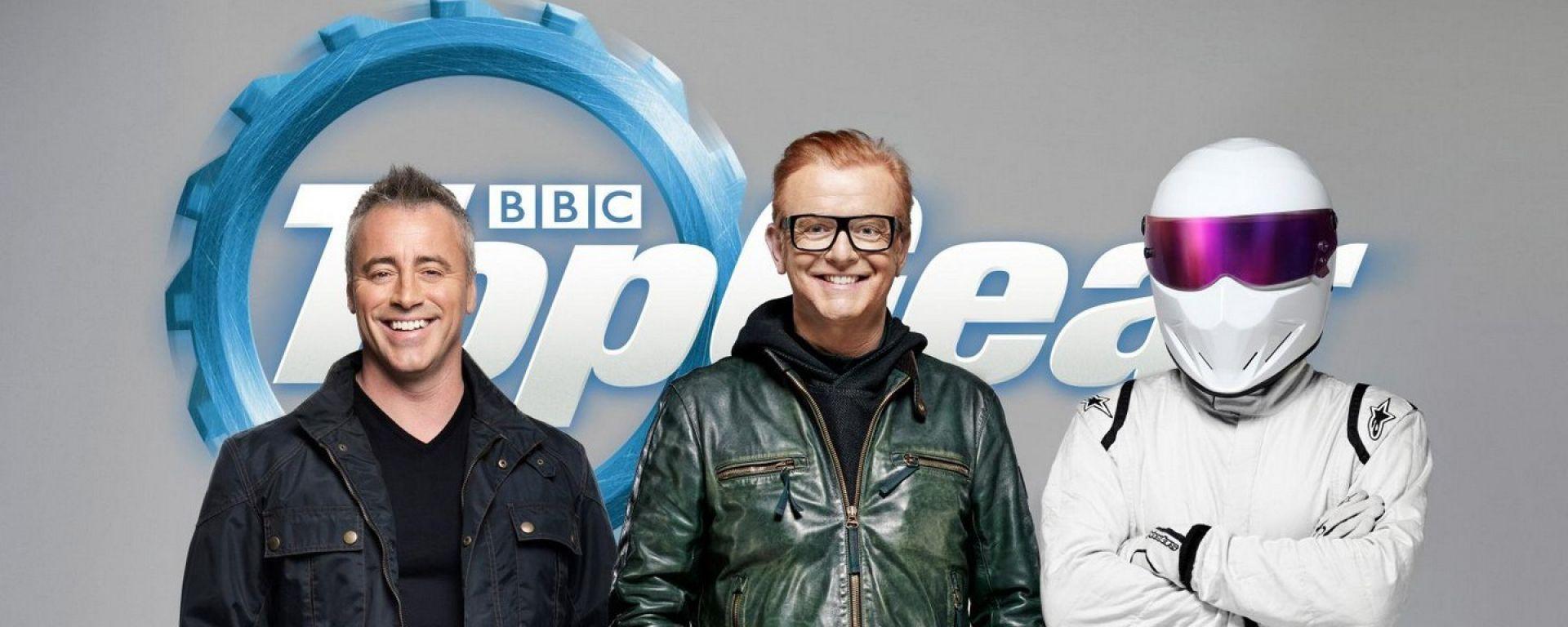 Top Gear UK: arriva Joey, la star di Friends
