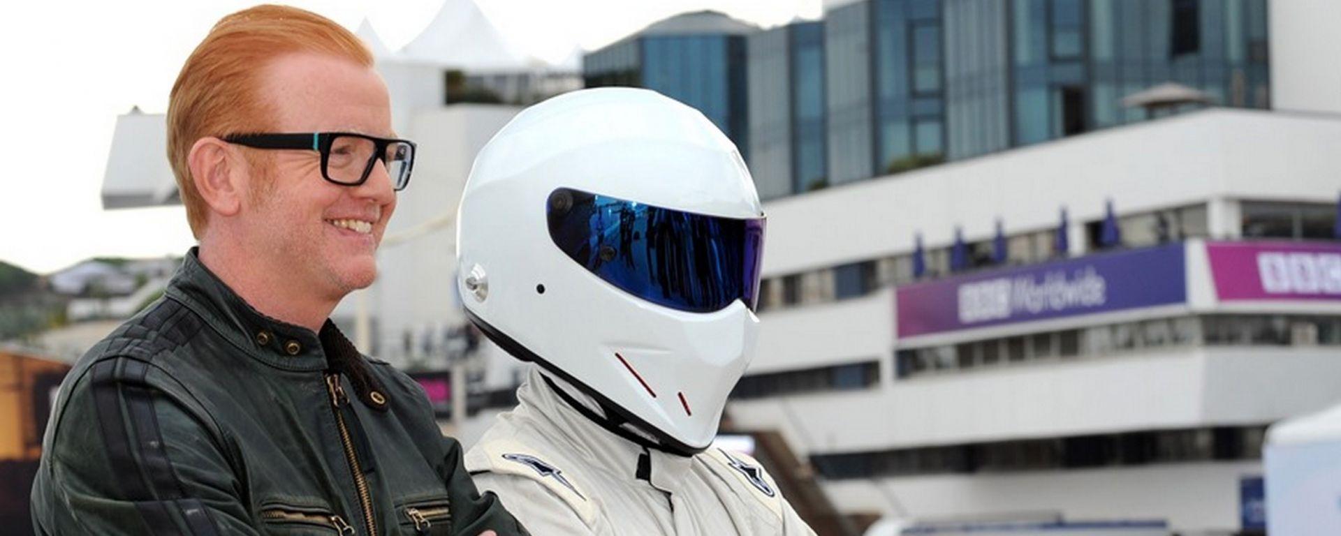Top Gear ha un nuovo presentatore: Chris Evans