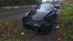 Top Gear: incidente per Chris Harris, distrutta la sua Porsche 911