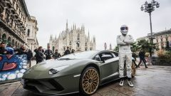 Top Gear, The Stig è a Milano: una puntata speciale in Italia?