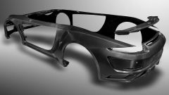 Topcar: un body kit in carbonio per la Porsche 911 Turbo - Immagine: 1