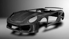Topcar: un body kit in carbonio per la Porsche 911 Turbo - Immagine: 3