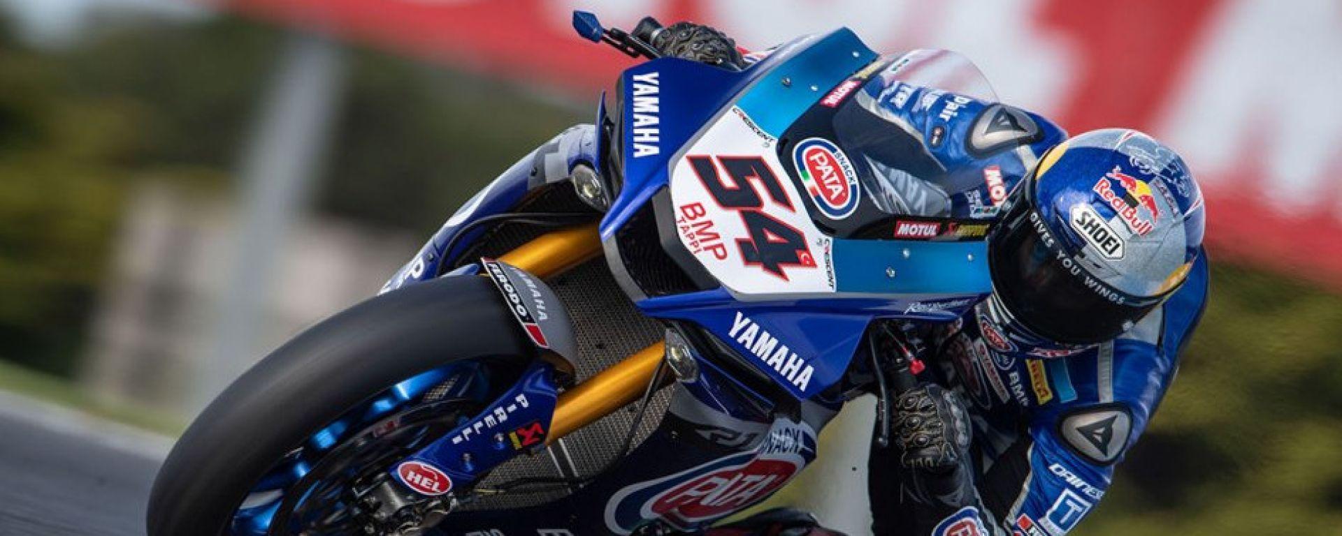 Toprak Razgatlioglu (Yamaha team Pata) Superbike