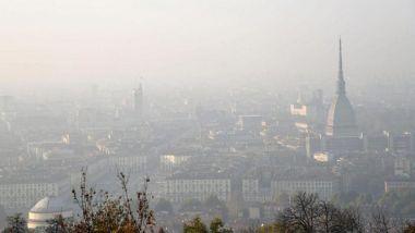 Torino, smog oltre i livelli di guardia