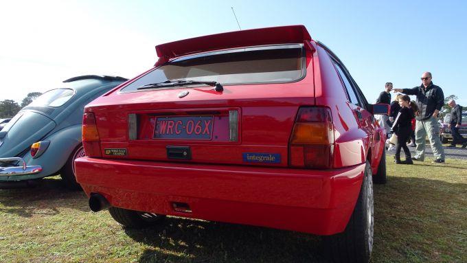 Tornano in produzione i paraurti originali della Lancia Delta Integrale