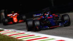 Toro Rosso e McLaren-Honda