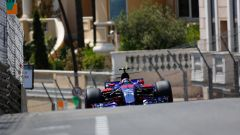 Toro Rosso - qualifiche F1 2017 GP Monaco