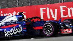 Toro Rosso STR12 con Halo nel GP Messico 2017