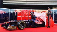 Toro Rosso STR7 - Immagine: 3
