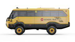Torsus Praetorian School Bus, vista laterale