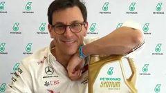 Toto Wolff, intervista con Petronas - GP Sakhir 2020