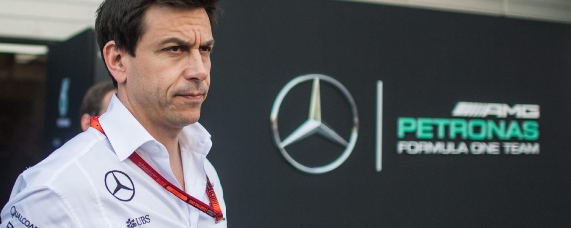 Toto Wolff, Mercedes AMG Petronas