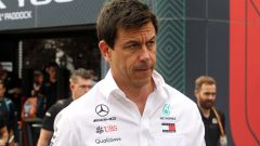 F1, GP Brasile, Toto Wolff non sarà al muretto Mercedes