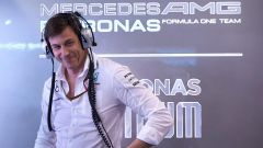 Toto Wolff - team manager mercedes AMG F1