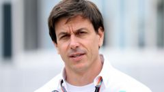 Toto Wolff, team manager Mercedes AMG F1