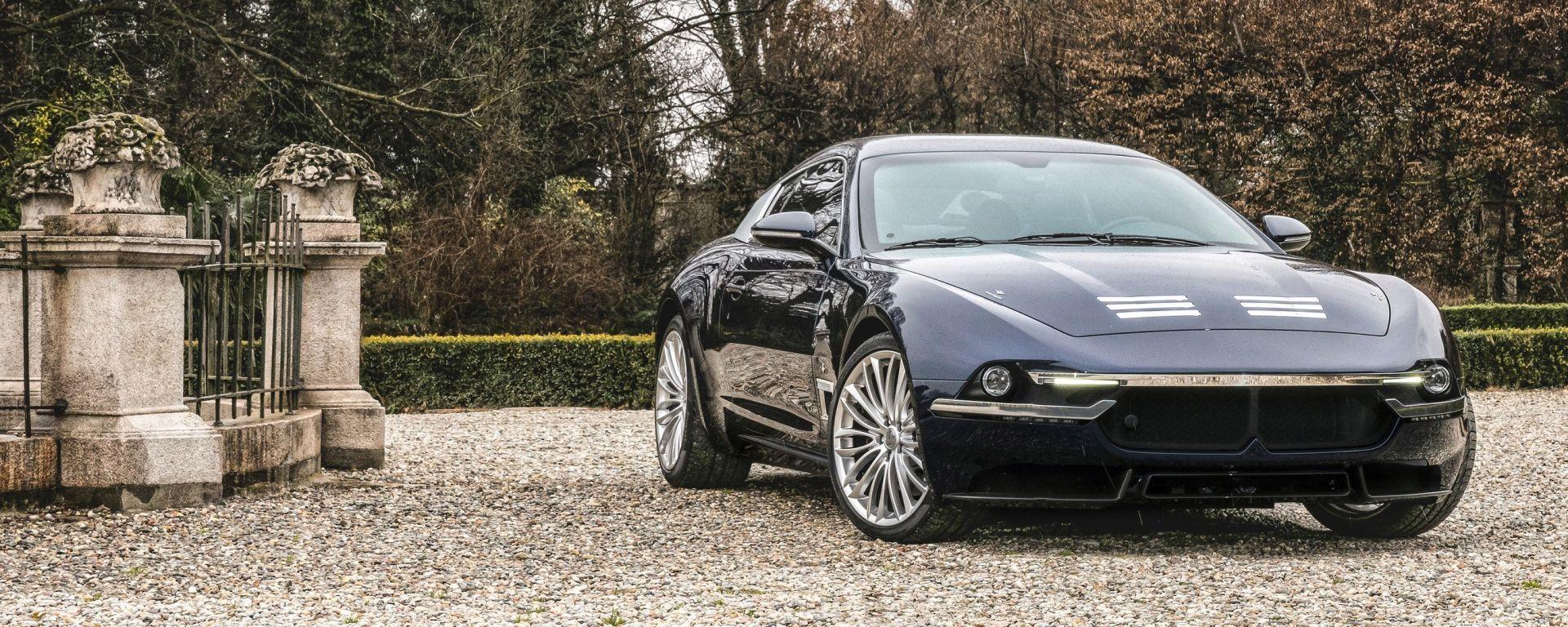 Touring Sciadipersia: una nuova visione di Gran Turismo a Ginevra 2018